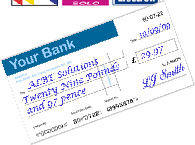 albe solutions cheque image